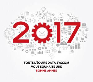 DATA SYSCOM vous souhaite ses meilleurs voeux